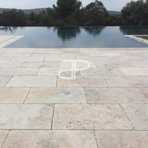 travertin rectangulaire nuancé apex pierre